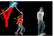 Yandex Babalar Günü logosu